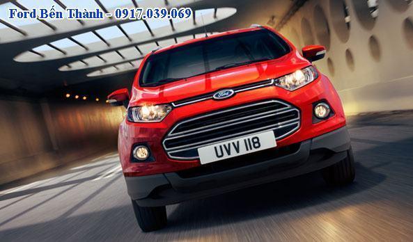 Doanh số xe bán tháng 08 – Ford đạt 2.123 xe