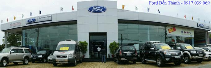 Bảo dưỡng định kỳ và Sửa chữa xe Ford Chính hãng