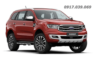Everest Titanium 4X4 2.0L