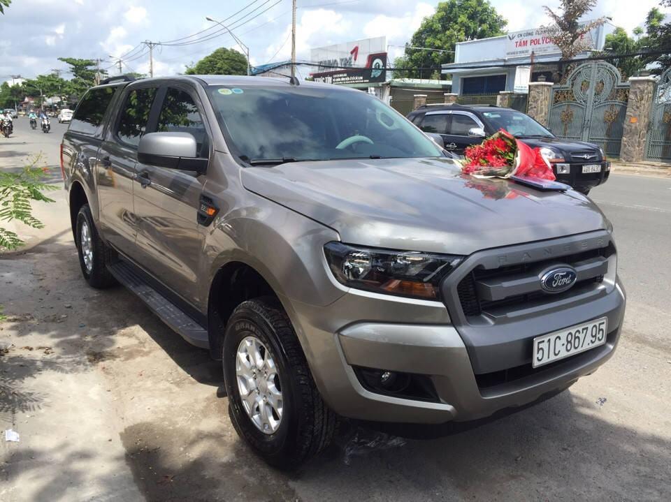 Doanh số bán hàng Ford Ranger tại Việt Nam