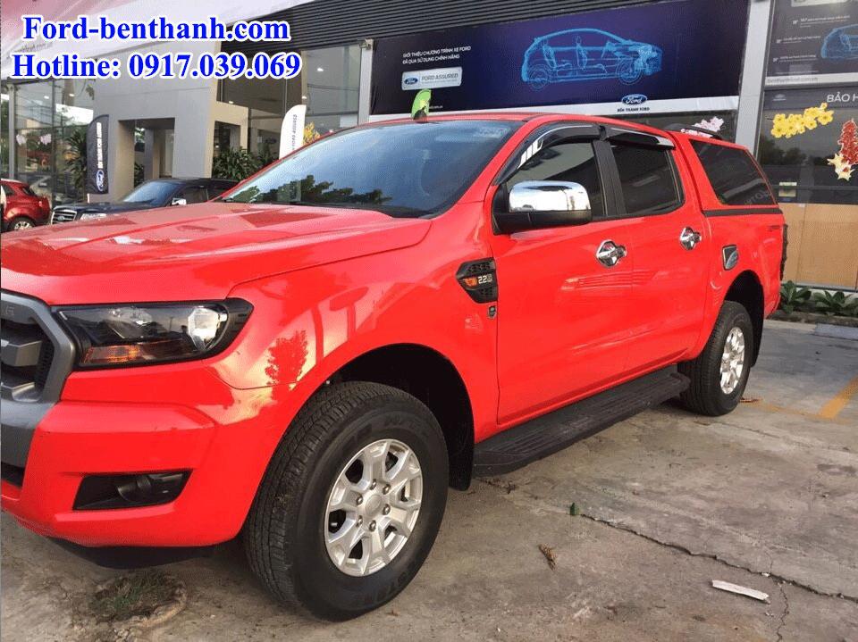 Ford Ranger giá rẻ – Ranger XLS MT 585 Triệu
