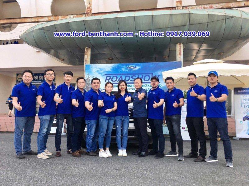 Chương Trình Lái Thử Xe RoadShow và sửa chữa xe lưu động tháng 5/2017 tại Tây Ninh