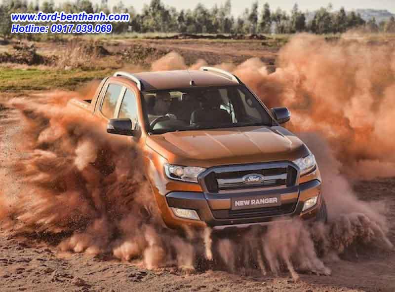 Khuyến Mãi Xe Ford Ranger 2019