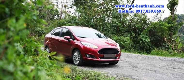 Bến Thành Ford Giảm Giá Xe Mới Ford Fiesta
