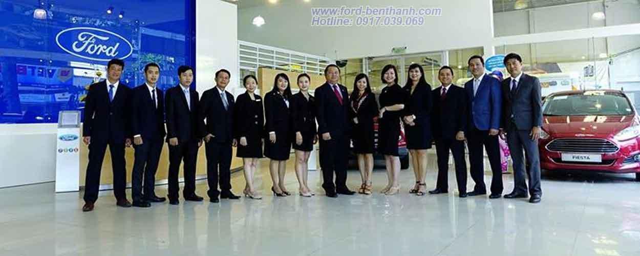 Sài Gòn Ford – Bến Thành Ford