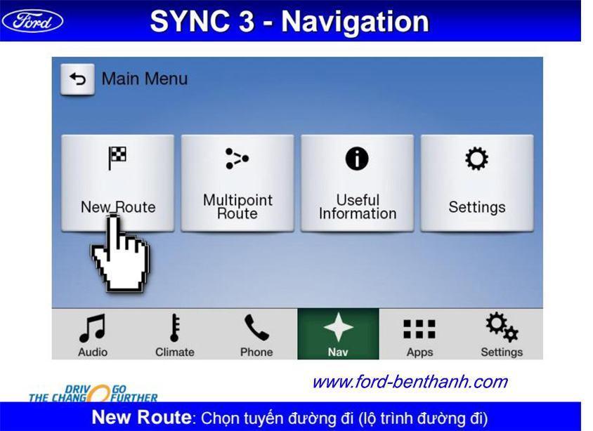 sync-3-navigation-ford-ranger-2017