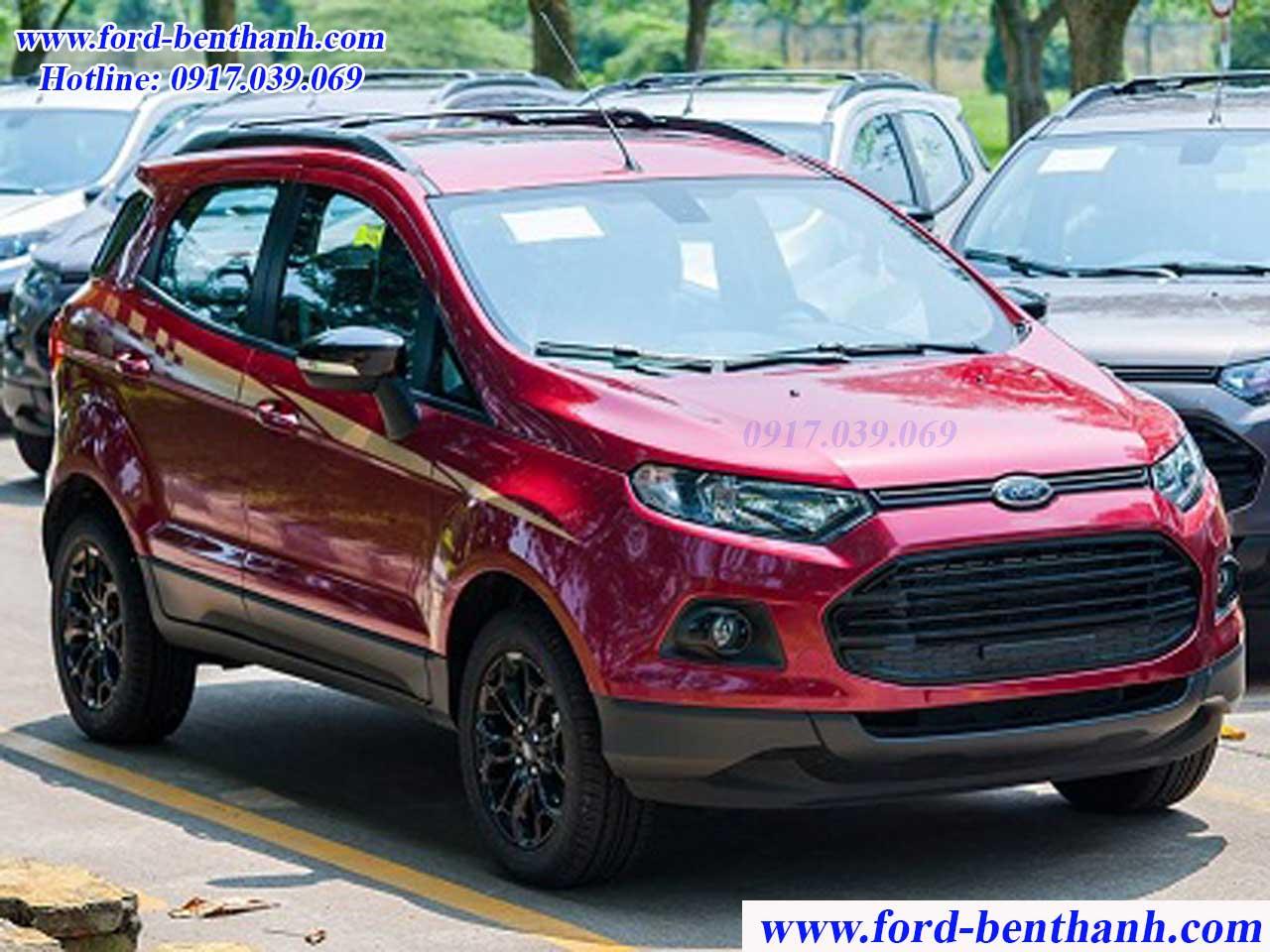 Ford Ecosport 2017 – 2018 hoàn toàn mới