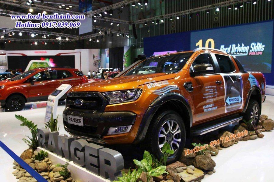 Bến Thành Ford Sài Gòn Giảm giá xe mới Ford Ranger