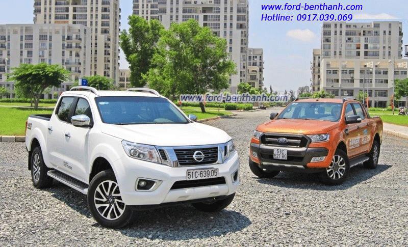 danh-gia-xe-ford-ranger-va-nissan-navara-2017-ben-thanh-ford-truong-chinh