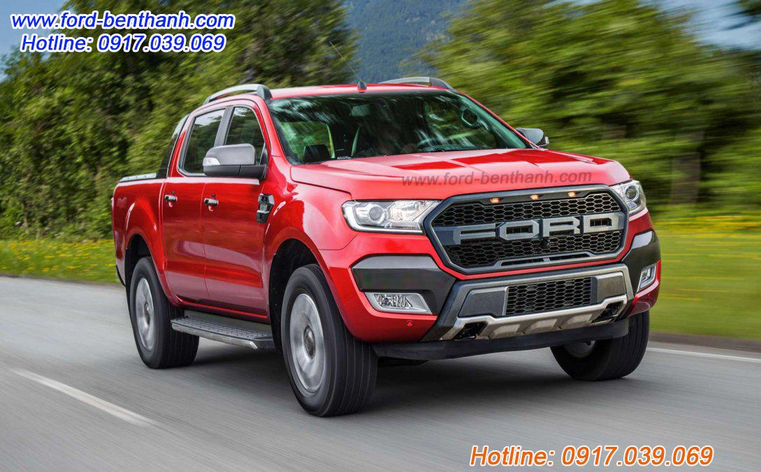 Ford Kiên Giang – Bảng Giá Xe Ford Năm 2018