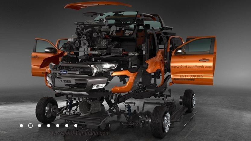 Ford Ranger 2018 sẽ bị hạn chế nhập khẩu