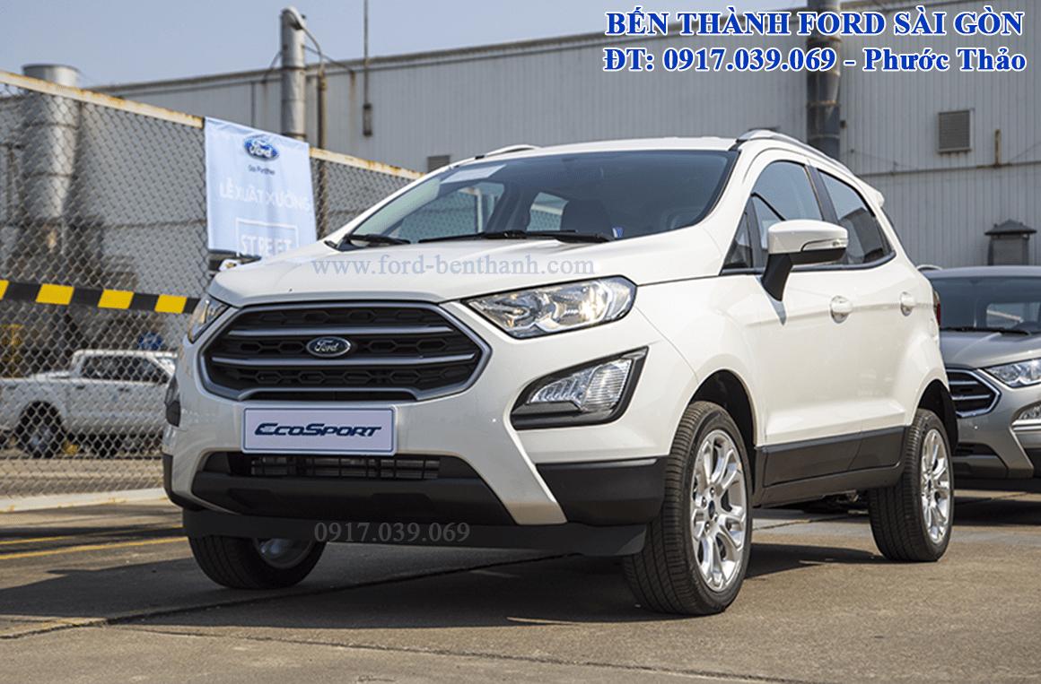 FVL Công Bố Giá Xe Ford Ecosport 2018