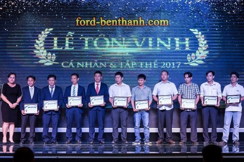 Bến Thành Ford Sài Gòn Tuyển Dụng 2018