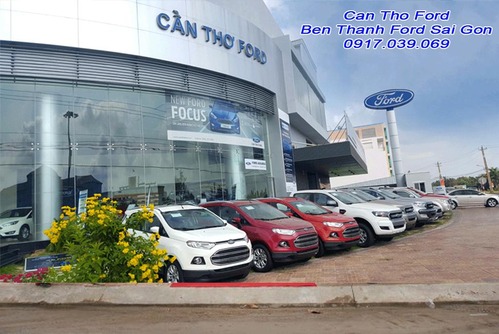 Cần Thơ Ford – Bến Thành Ford Sài Gòn & Savico