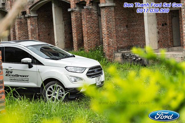Ford Ecosport 2018 –  Thông Minh, Hiện Đại, Đa Dụng