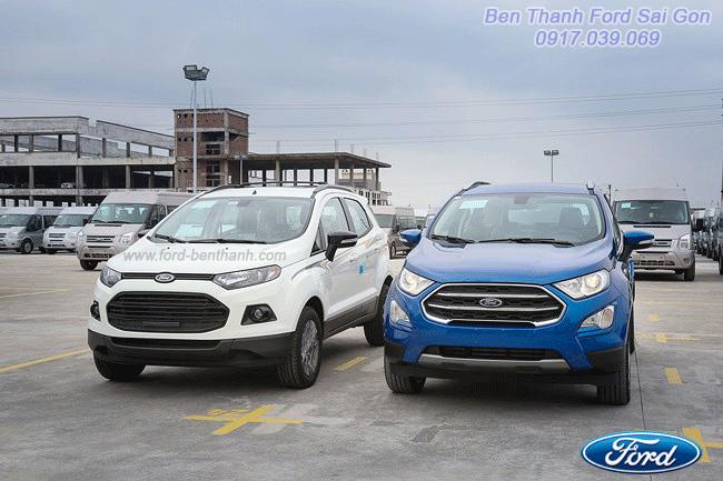 Top 10 Ô Tô Bán Chạy Tháng 3/2018: Ford Ranger, Ford Transit, Ford Ecosport 2018