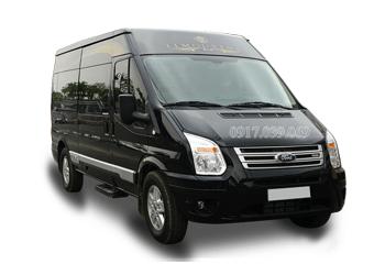 Giá Xe Ford Transit Limousine Tiêu Chuẩn 2018