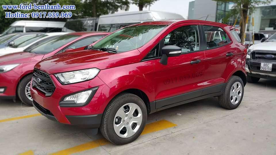 Ford Ecosport 2018 số sàn MT tại bến Thành Ford Sài Gòn