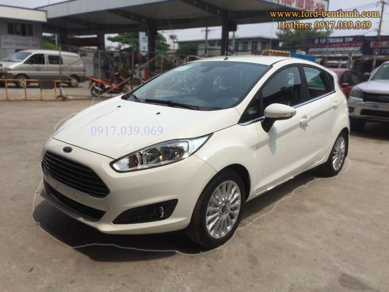 Màu Xe Ford Fiesta 2018 2019 tại Bến Thành Ford Sài Gòn
