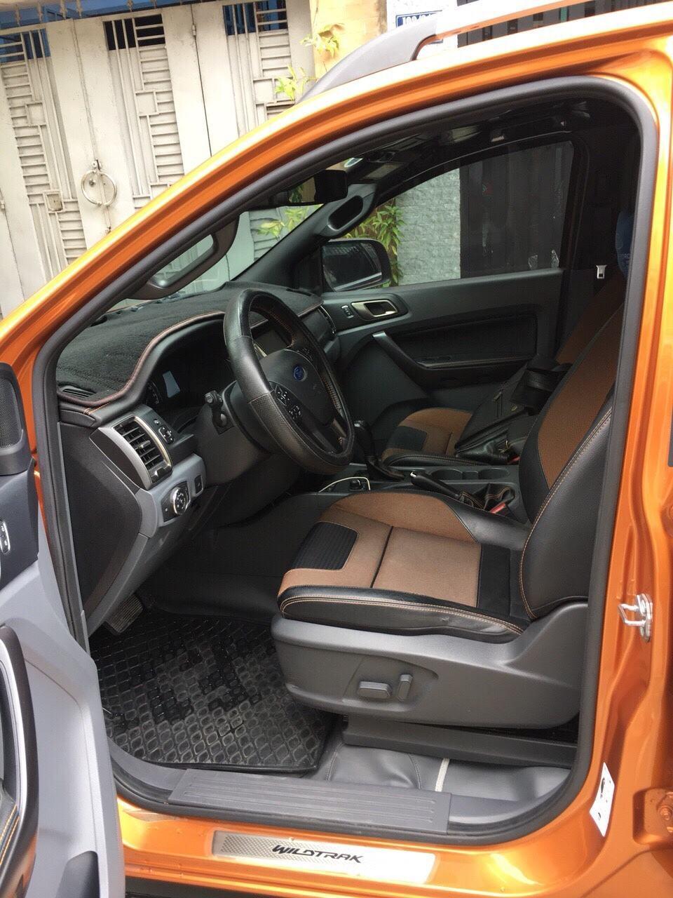 Ford Ranger WildTrack 3.2 2016