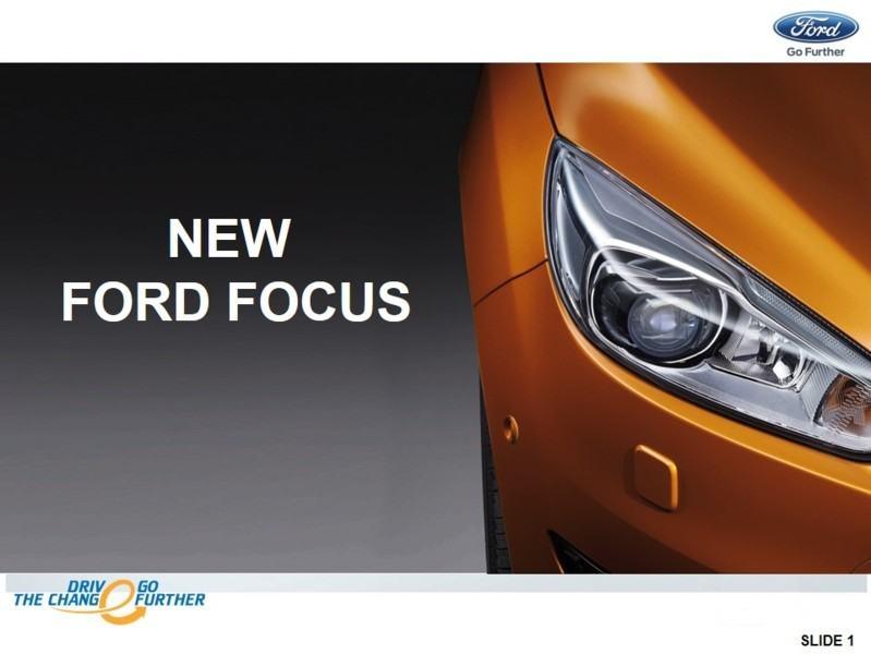 Giá xe Ford Focus 2018