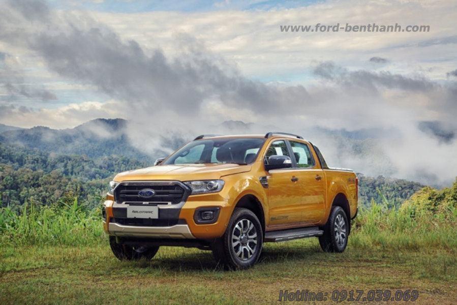 Giá Xe Ford Ranger 2018 tại Bến Thành Ford