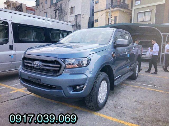 Thông Số Kỹ Thuật Ford Ranger XLS 2019