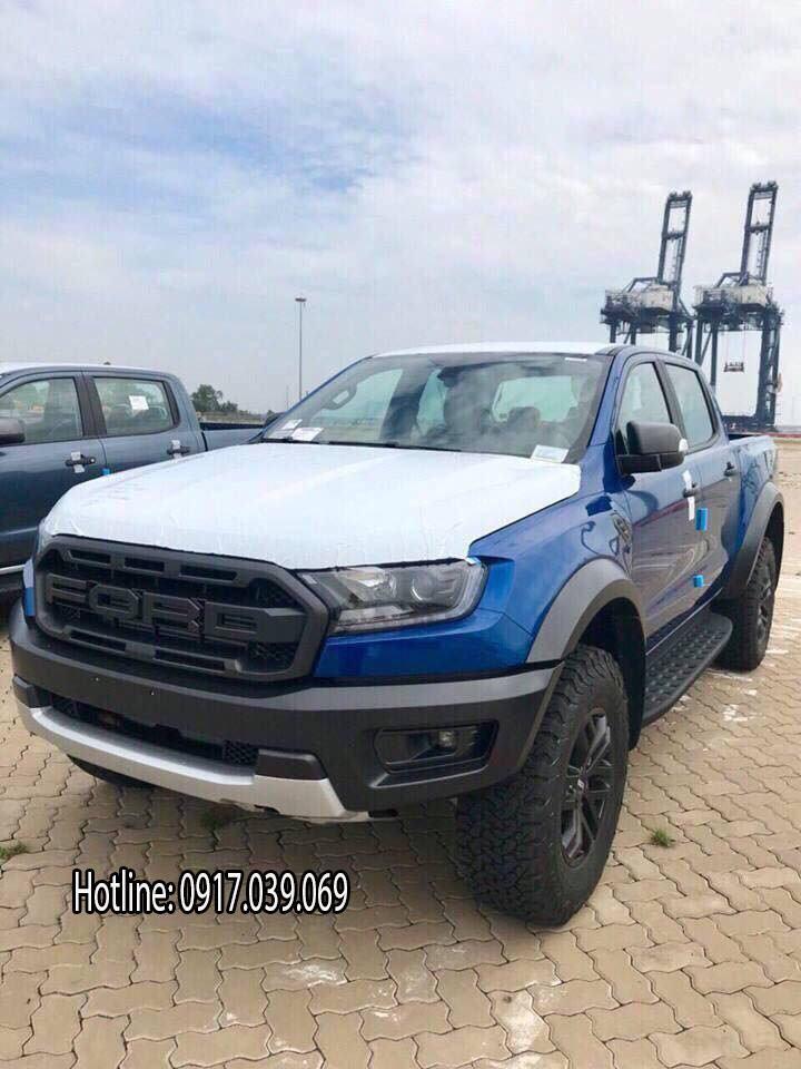 Giá Xe Ford Ranger Raptor Tháng 10/2018