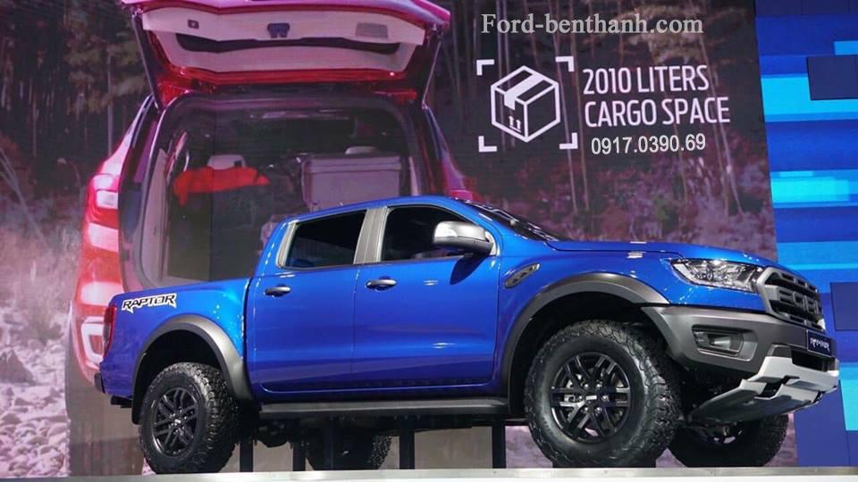 nâng cấp trên Ford Ranger Raptor
