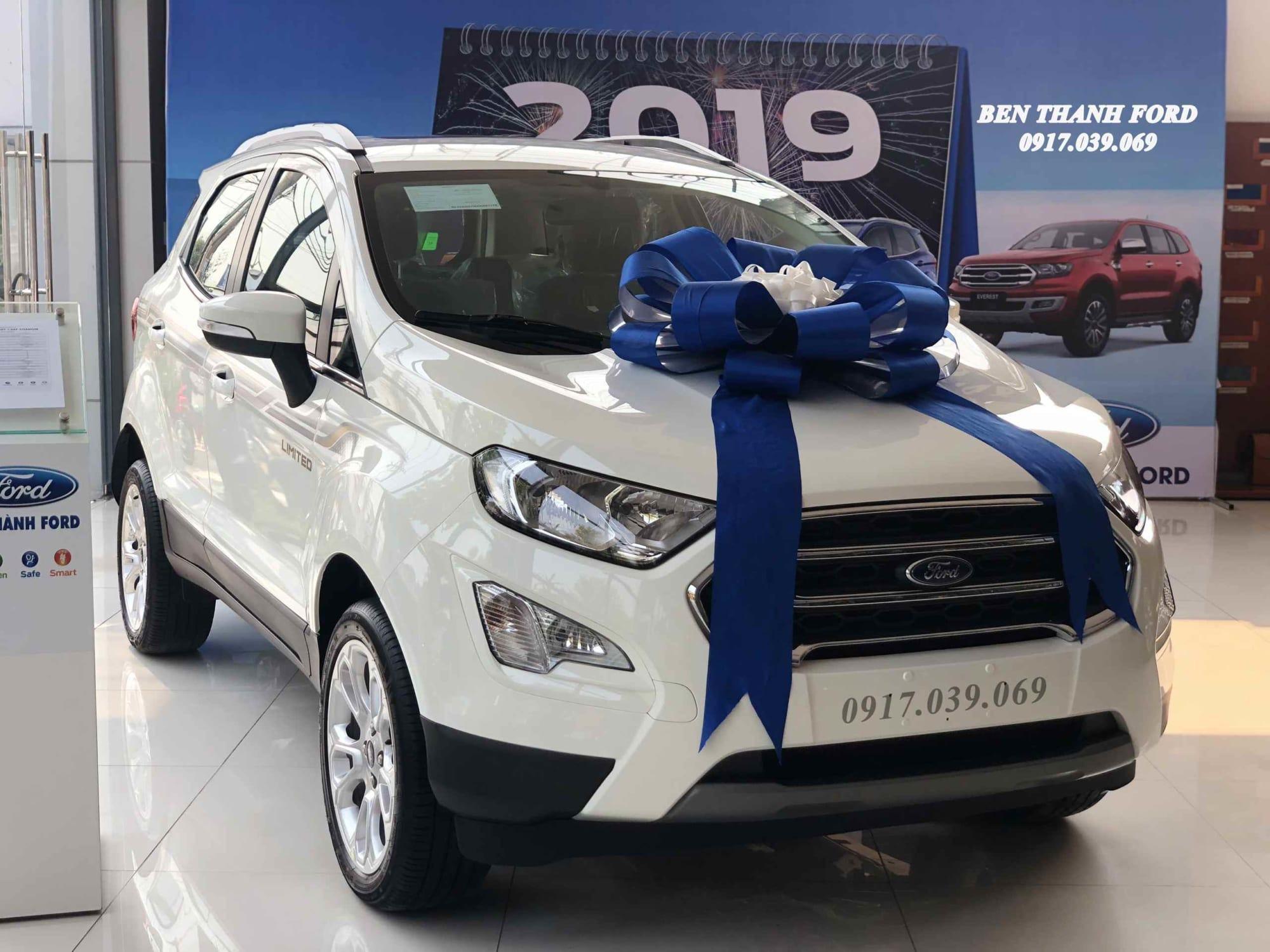 Giảm Giá Xe Ford Ecosport 2019 tại Bến Thành Ford Sài Gòn