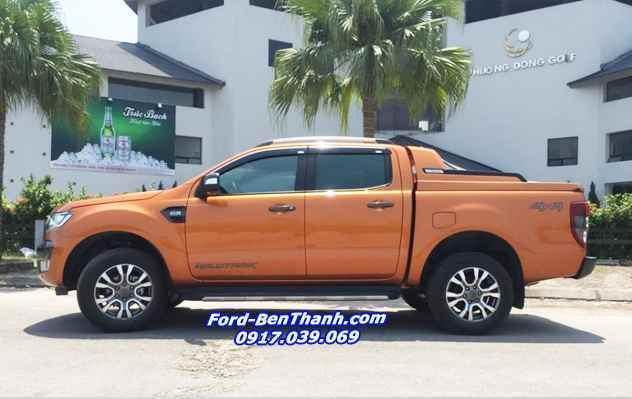 Nắp thùng xe bán tải Ford Ranger 2019