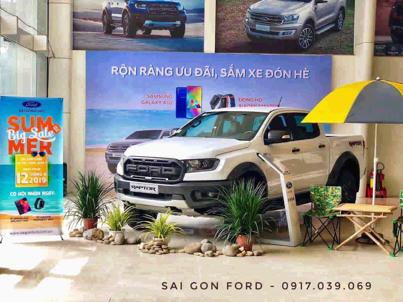 Giá Xe Bến Thành Ford Sài Gòn 07/2019