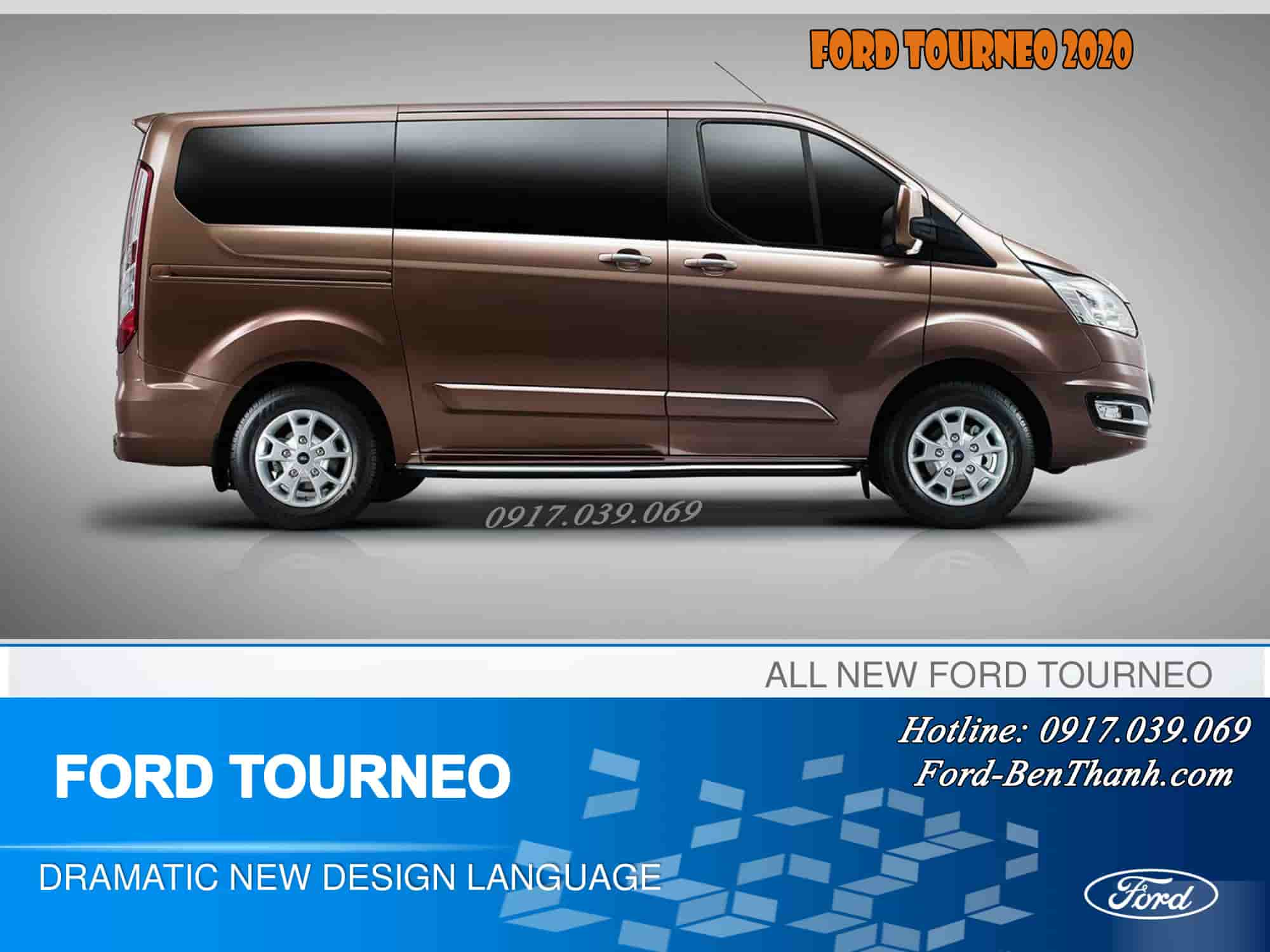 GIÁ XE FORD TOURNEO