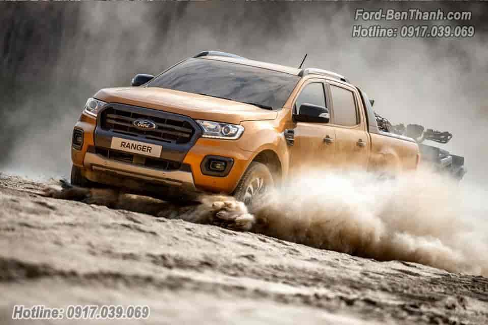 Ford Ranger 2020 tại Bến Thành Ford