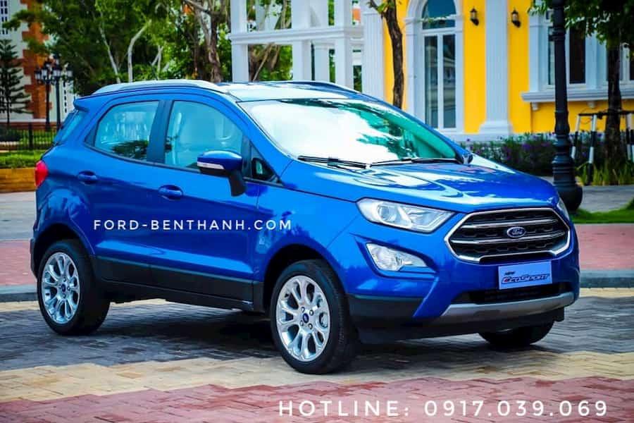 Bảng Giá Xe FORD ECOSPORT tại Đại Lý Xe Ford Bình Phước