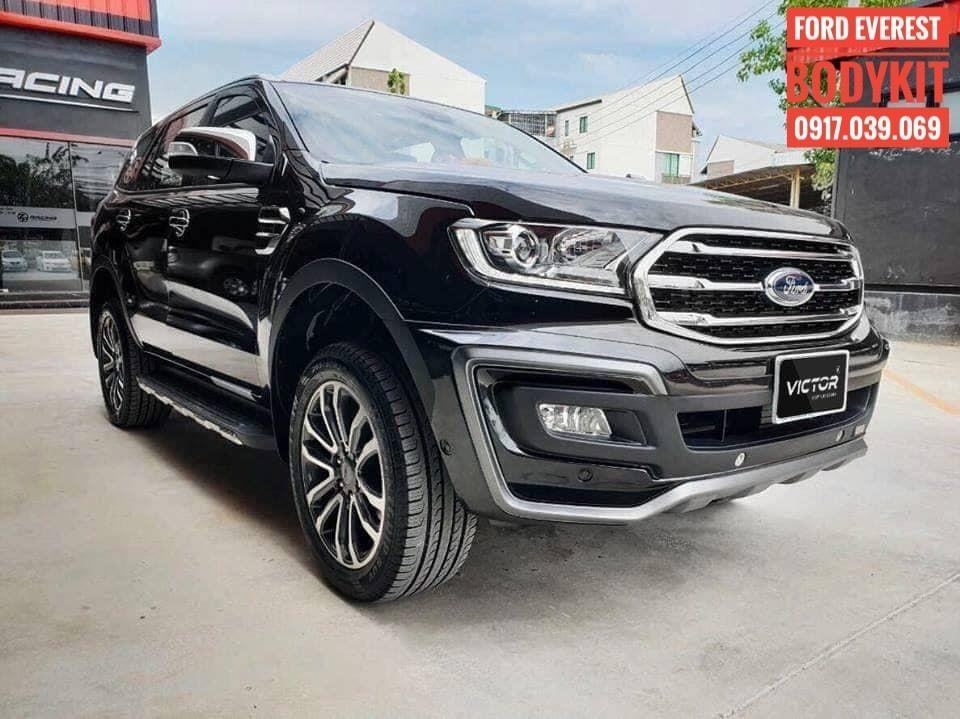 Giá BodyKit Ford Everest