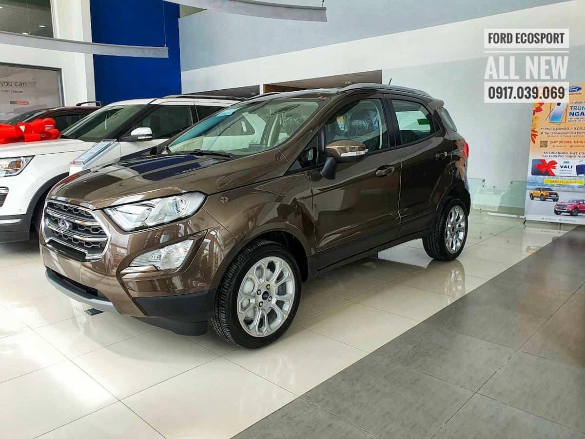 Bảng giá xe Ford tháng tại Long An Ford - Ford Ecosport