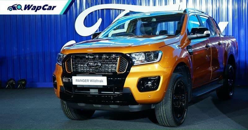 Ra Mắt Ford Ranger 2021