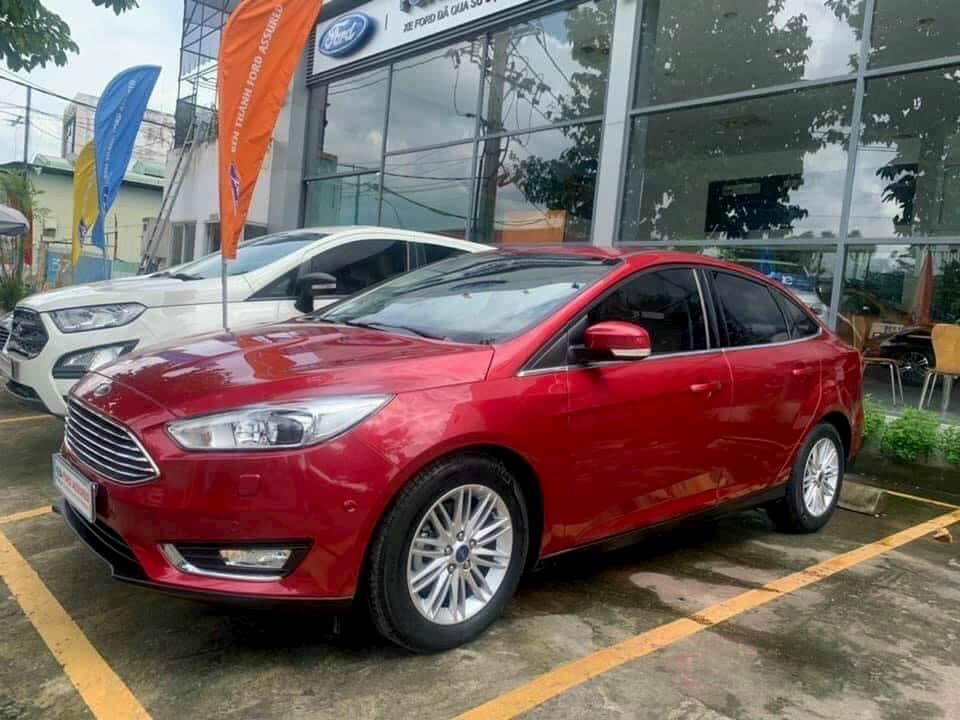 Xe Ford đã qua sử dụng - Ford Focus 2018 đã qua sử dụng chính hãng tại Bến Thành Ford Sài Gòn 0917039069