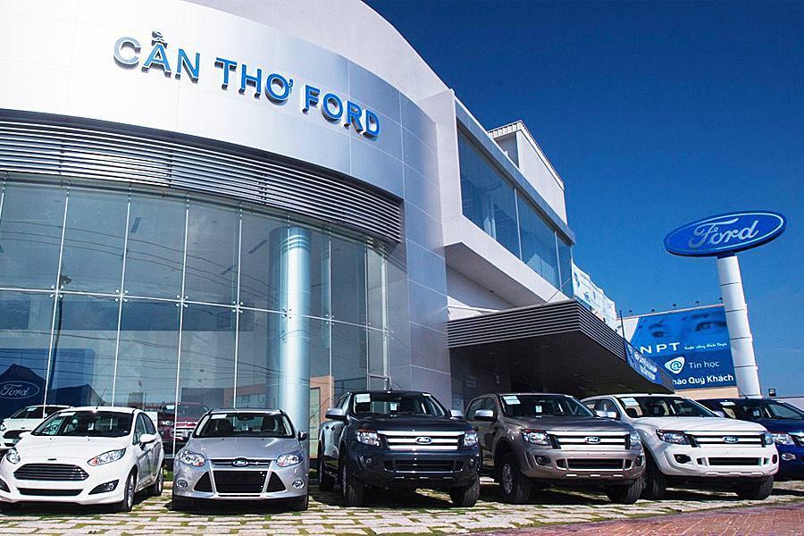 Ford Cần Thơ 2021 – Bảng Giá Xe Ford Tốt Nhất tại Cần Thơ