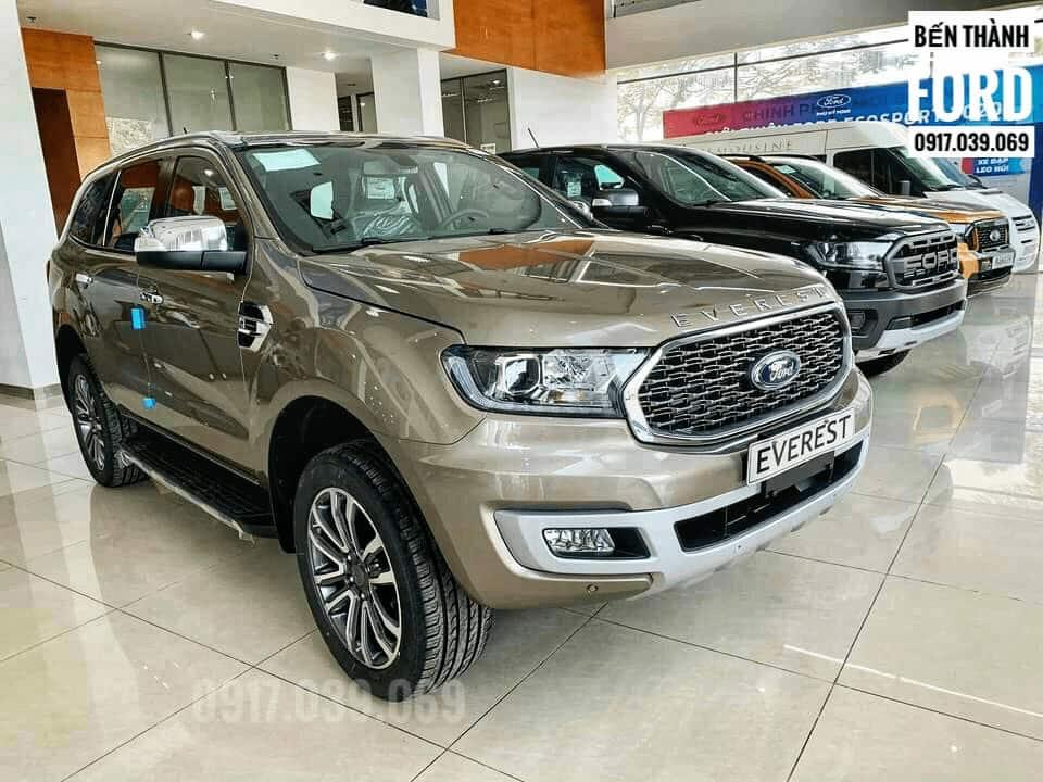 Suối Tiên Ford Sài Gòn – Bảng Giá Xe Ford Suối Tiên Năm 2021