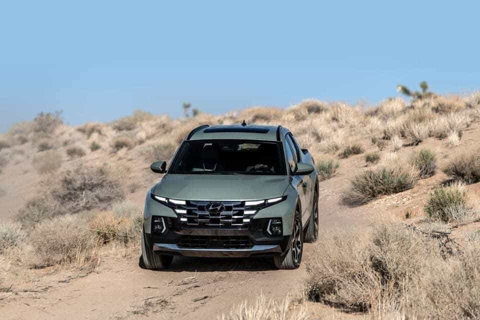 Xe Bán Tải Hyundai Santa Cruz ra mắt tại Mỹ. Hotline: 0917039069