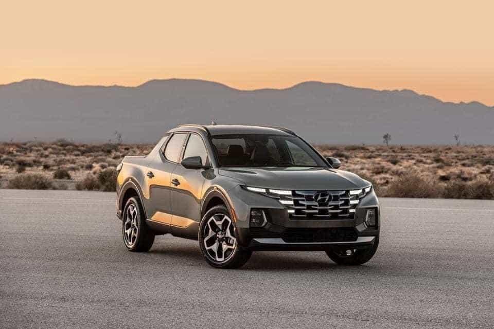 Xe Bán Tải Hyundai Santa Cruz ra mắt tại Mỹ